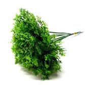 Pick folhas artificiais 24 cm