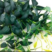 Buque de folhas artificial 50 cm