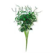 Buque folhas artificiais 54 cm