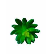 Planta artificial suculenta verde 09 cm