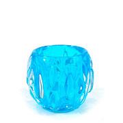 Castiçal de vidro Sortido 06 cm