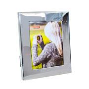 Porta retrato de metal liso 15x20 cm