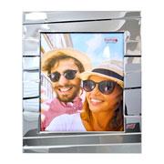 Porta retrato de metal decor 20x25 cm