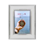 Porta retrato de metal borda funda 10x15 cm