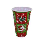 Copo plástico natalino 450 ml