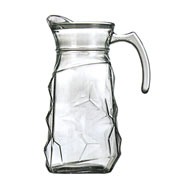 Jarra de vidro com tampa 1.8 litros