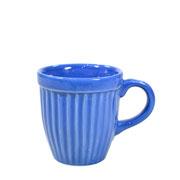 Caneca de cerâmica Azul Small Italia 120ml