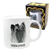 Caneca de cerâmica Yorkshire 300 ml
