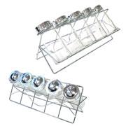 Porta temperos base vertical 06 peças