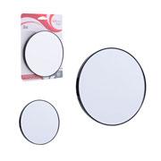 Espelho com ventosa redondo 14 cm
