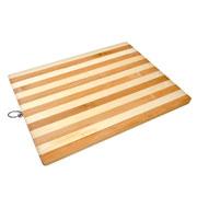 Tábua de madeira retangular 34,5x26 cm