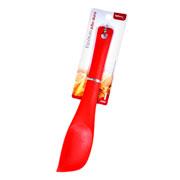Espátula pão duro de silicone vermelho 28 cm