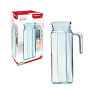 Jarra de vidro lyss 1 litro