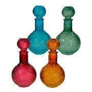 Licoreira de vidro classic colors 575 ml