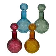 Licoreira de vidro classic colors 1 litro