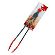 Pegador de silicone vermelho 32 cm