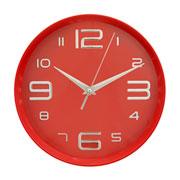 Relógio de parede redondo colors 20 cm