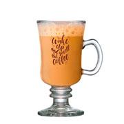 Taça de vidro para cafe barista 240 ml
