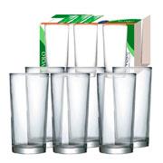 Conjunto de copos prestige 300 ml 06 peças