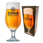 Taça de vidro para cerveja Eisenbahn Beer 330 ml