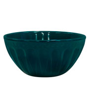 Bowl alto corona relieve emerald 550 ml