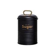 Porta condimento de metal Sugar 18 cm