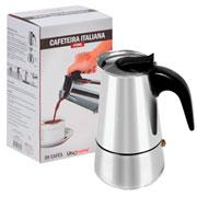 Cafeteria italiana 470 ml para 09 cafés - UniHome