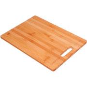 Tabua de madeira retangular 34x24 cm