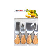 Kit de facas para queijo 04 peças - UniHome