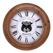 Relógio de parede Route 60 cm