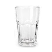 Jogo de copos de vidro Glass 525 ml 06 peças