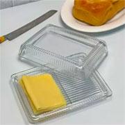 Porta frios de vidro com tampa 20x15 cm