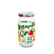 Pote de vidro daily Fresh 1 litro