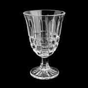 Conjunto de taças de vidro transparente belle 250 ml 06 peças