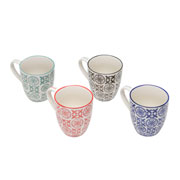 Caneca de porcelana colors 300 ml