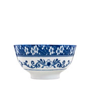 Bowl de porcelana blue garden 12 cm