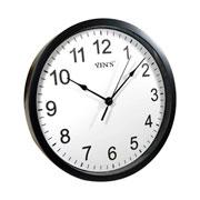 Relógio de parede redondo colors 30 cm