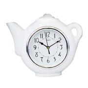 Relógio de parede Bule colors 27,5x22 cm