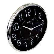 Relógio de parede redondo colors 33 cm