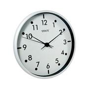 Relógio de parede redondo 29,5 cm