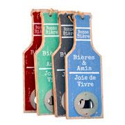 Abridor de garrafa colors 18,5x6,5 cm