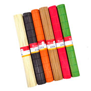 Lugar americano bambu colors 45x30 cm