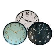 Relógio de parede redondo colors 39 cm