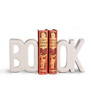 Aparador de livros em cerâmica book