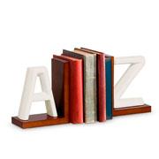 Aparador de livros em cerâmica A Z