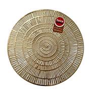 Lugar americano Egito Dourado 38 cm