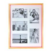 Painel para foto natural pink para 05 fotos