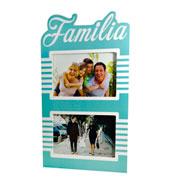 Painel Família para 02 fotos 15x10 cm