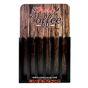 Porta cápsulas Coffee Nespresso Fresh