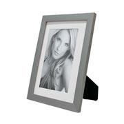 Porta retrato frame insta prata 10x15 cm